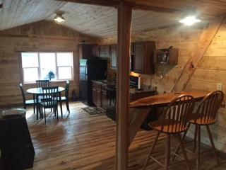 a-frame-interior-kitchen