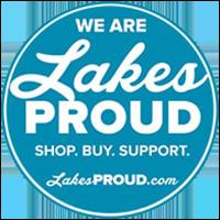 Lakes Proud Logo